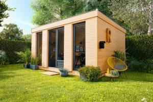 abri de jardin moderne